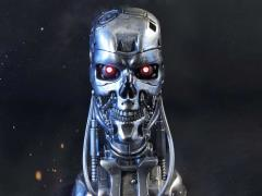 The Terminator T-800 Endoskeleton High Definition 1/2 Scale Bust