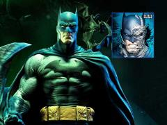 Batman: Hush Museum Masterline Batman (Batcave Ver.) Deluxe 1/3 Scale Limited Edition Statue (With Bonus)