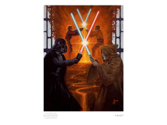 Star Wars Legacy Limited Edition Giclee