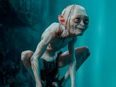 The Lord of the Rings Gollum 1/10 Deluxe Art Scale Limited Edition Statue