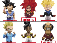 Dragon Ball GT World Collectable Figure Vol.2 Box of 6 Figures