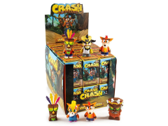 Crash Bandicoot Mini Random Figure