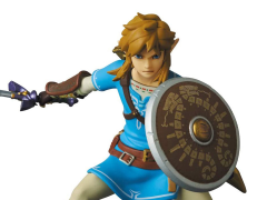The Legend of Zelda Ultra Detail Figure No.565 Link (Breath of the Wild)