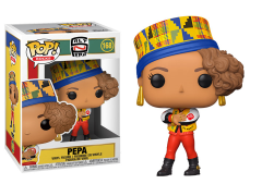 Pop! Rocks: Salt-N-Pepa - Pepa