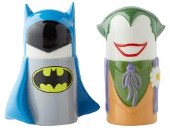 DC Comics Batman vs. Joker Salt & Pepper Shaker Set