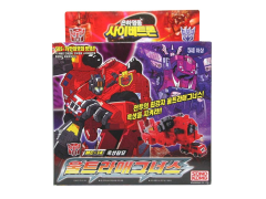 Transformers: Armada MC-14 Overload (Korean Box)