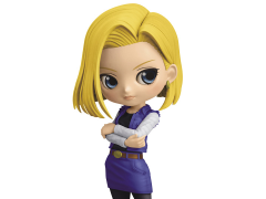 Dragon Ball Z Q Posket Android 18 (Ver.A)