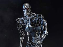 The Terminator HD Museum Masterline T-800 Endoskeleton Statue