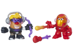 Marvel Mr. Potato Head Mashup Hawkeye & Iron Man