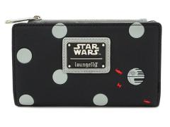 Star Wars Death Star Polka Dot Wallet