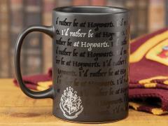 Harry Potter I'd Rather Be At Hogwarts Mug