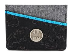 DC Comics Batman Embroidered Batwing Wallet