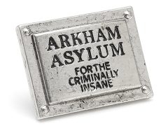 DC Comics Arkham Asylum Lapel Pin
