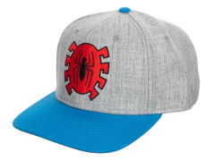 Marvel Spider-Man Pre-Curved Snapback Hat