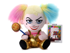 Birds of Prey Phunny Harley Quinn Plush