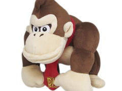 "Super Mario Donkey Kong 10"" Plush"