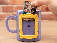 Friends Peephole Frame Mug