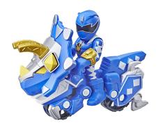 Power Rangers Heroes Blue Ranger & Raptor Cycle Two-Pack
