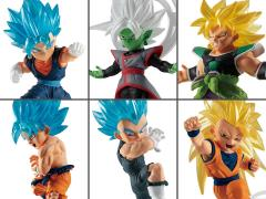 Dragon Ball Adverge Motion Wave 4 Set of 6 Figures
