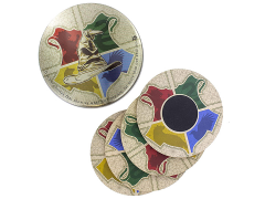 Harry Potter Sorting Hat Heat Change Coasters Four-Pack