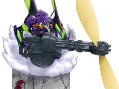 Neon Genesis Evangelion EVA Unit-01 Gatling Fan (Real Tokyo III Ver.)