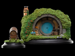 The Hobbit: An Unexpected Journey 2A Hill Lane Hobbit Hole Diorama