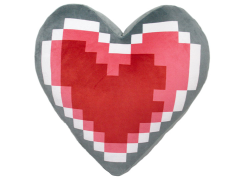 The Legend of Zelda Heart Container Pillow