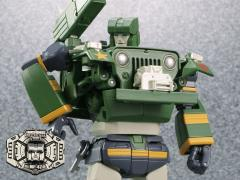 Transformers Masterpiece MP-47 Hound (With Collectible Pin)