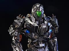 Transformers: Age of Extinction Museum Masterline Lockdown Statue