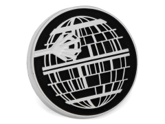 Star Wars Death Star Glow-In-The-Dark Lapel Pin