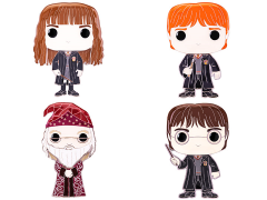 Pop! Pins Harry Potter Wave 1 Set of 4 Pins