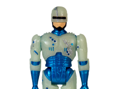 RoboCop ReAction Battle Damaged RoboCop (Glow-In-The-Dark) Figure
