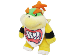 "Super Mario Bowser Jr. 9"" Plush"