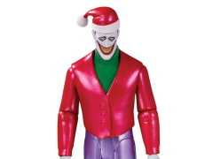Batman: The Animated Series Christmas With The Joker (Metallic) Figure