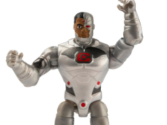 "DC Universe 4"" Cyborg Figure"