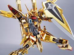 Gundam Metal Robot Spirits Akatsuki Gundam (Shiranui Unit) Exclusive
