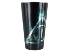Harry Potter Deathly Hallows Water Glass