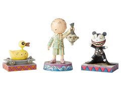 The Nightmare Before Christmas Disney Traditions Killer Duck, Scary Teddy, & Timmy