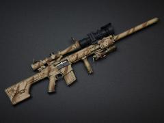 Elite Combat Unit Gear Part I Ranger Firearm Pack A (06022C) 1/6 Scale Weapon Set