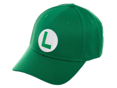 Luigi Flex Fit Hat