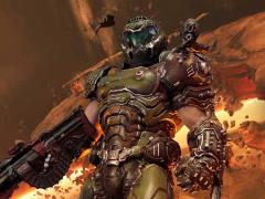 DOOM Eternal Ultimate Museum Masterline Doom Slayer (Ultimate Ver.) 1/3 Scale Statue