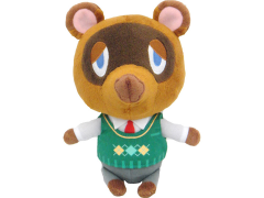 "Animal Crossing Tom Nook 7"" Plush"