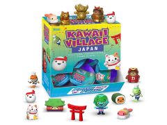 Kawaii Village Paka Paka Box of 18 Figures