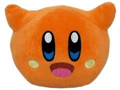 """Kirby Scarfy 5"""" Plush"""