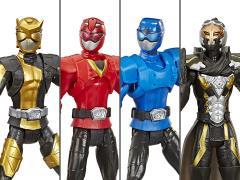 Power Rangers Beast Morphers Basic Set of 4 Figures