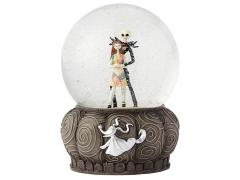 The Nightmare Before Christmas Jack & Sally Water Globe