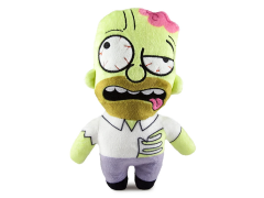 The Simpsons Phunny Plush Homer (Tree House of Horror)