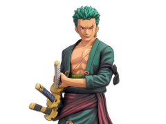 One Piece Grandista Manga Dimensions Roronoa Zoro