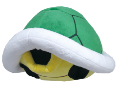 Super Mario Green Koopa Shell Pillow