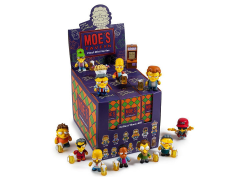 The Simpsons Moe's Tavern Mini Random Figure